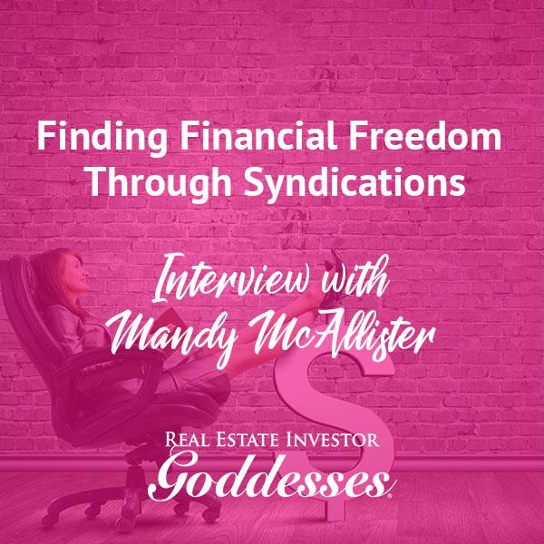 REIG Mandy | Financial Freedom