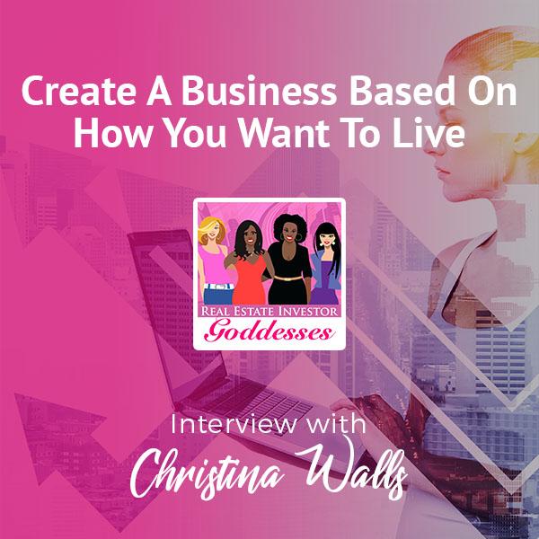 REIG Chrisitina | Create A Business