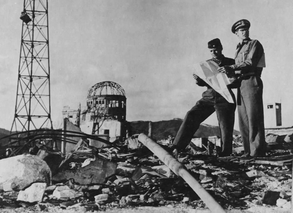 75th Anniversary of Hiroshima & Nagasaki Highlights Campaign For No More Nuclear Weapons