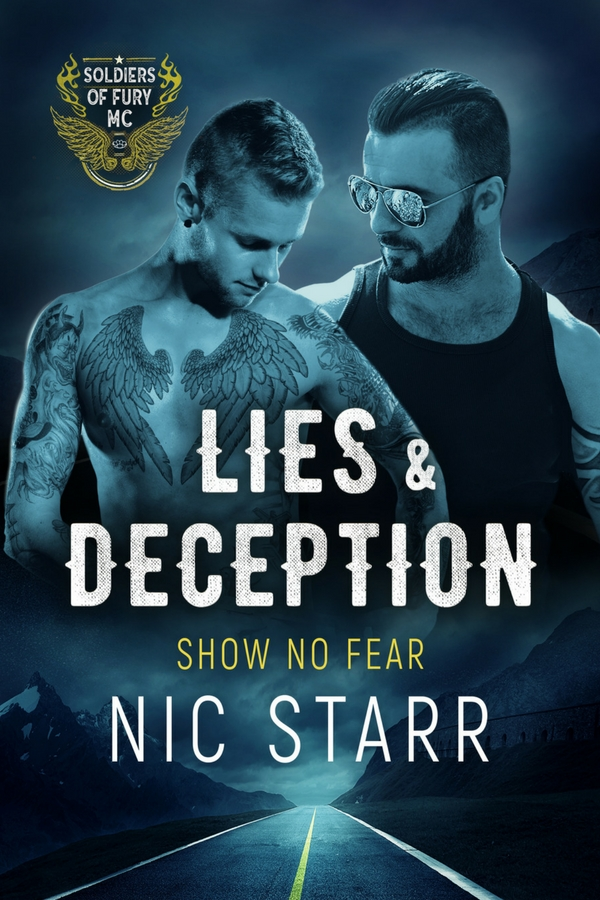Lies _ Deception - 600x900px