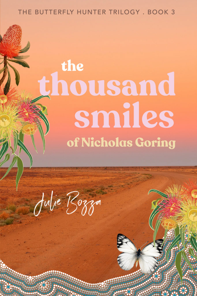 The Thousand Smiles LT - FINAL eBook cover