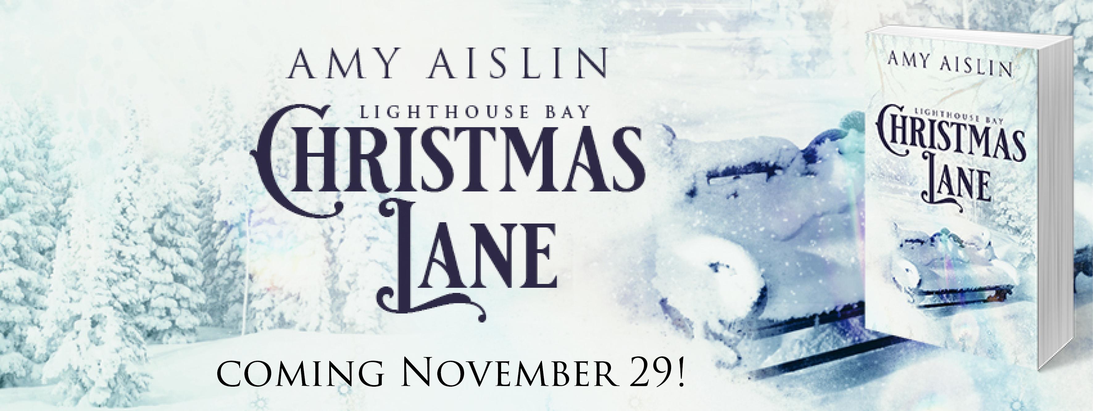 Christmas Lane: Pre-Release Excerpt #2