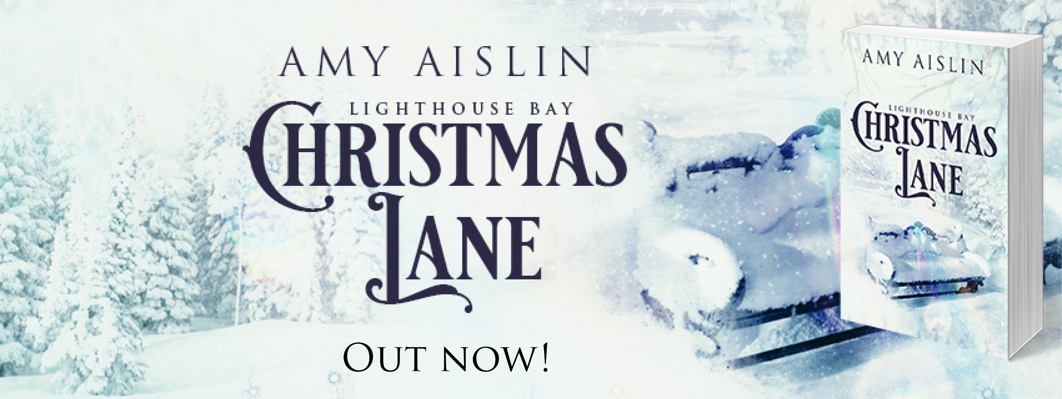 Christmas Lane Release Party: December 1, 2018