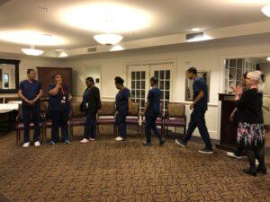 Virginia Health Services apprenticeship graduates