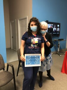 Fourth class graduates Virginia Health Services apprenticeship program