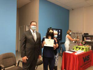 Fourth class graduates from Virginia Health Services apprenticeship program
