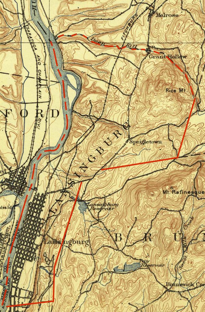 map image detail