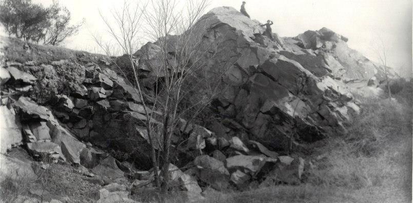 Red Rock in Lansingburgh