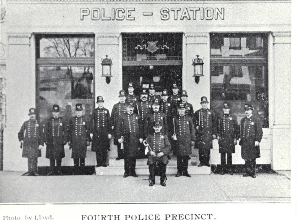 Fourth Precinct Police Station