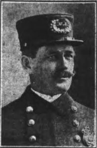 MORRIS E. KIRKPATRICK. Former Chief of Police Who Was Retired To-day.