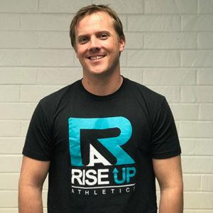 Rise Up Athletics Program Director Adam