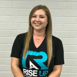 Rise Up Athletics - Coach Serene