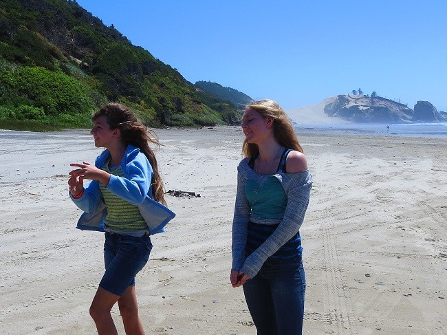 There is nothing better than a Beach in San Diego, except a beach in Oregon when it is experiencing San Diego weather.