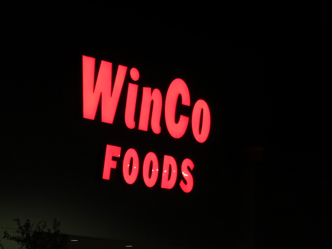 This is the only place I like to shop! I am a Winco fanatic. We get Groceries for about 30% lower than Walmart! I will drive a million miles to avoid Walmart and Costco.  Winco is a great employee owned non-union store. That is my kind of place.