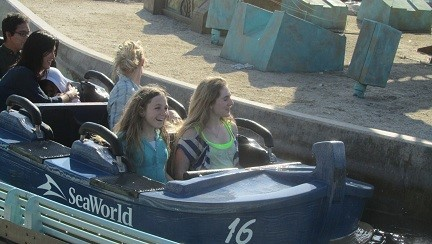 Looks like they liked the ride.