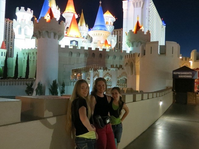 The Excalibur will be safe, it is being guarded by the awesome threesome