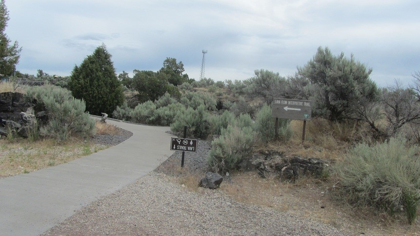 In preparation for the heat of Yellowstone, we stop and tour Hells Half Acre. A great rest area just off 86.