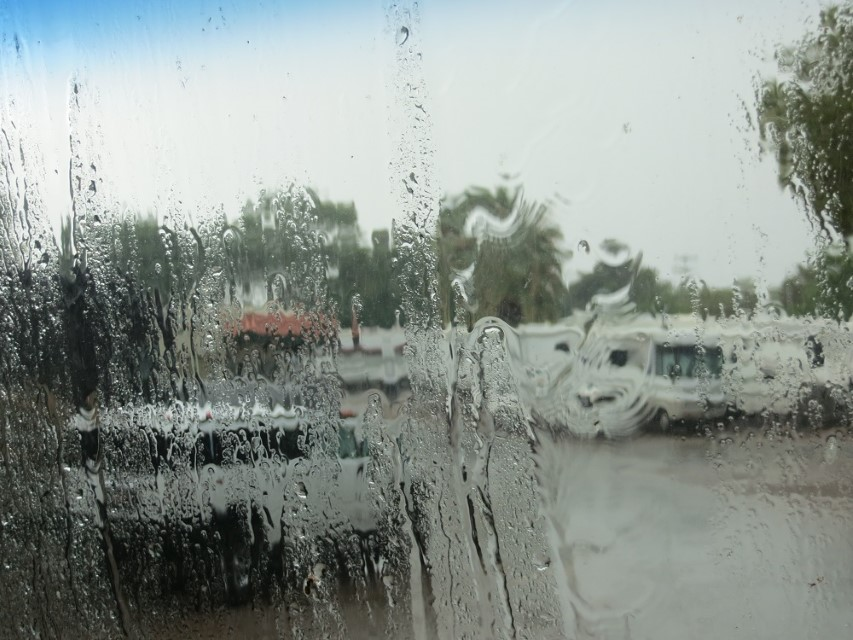 23 - I guess it rains in Nevada