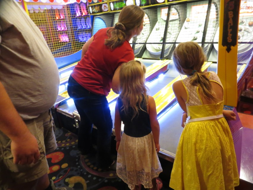 My favorite game, but its chinsy on tickets