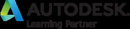 Autodesk learning partner log