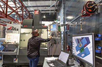 Preping a CNC/HSM/CAD machne