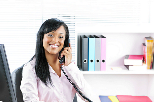 How to Properly Answer Your Office Telephone (I-II Series)