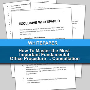 How To Master the Most Important Fundamental Office Procedure ... Consultation (whitepaper) thumb