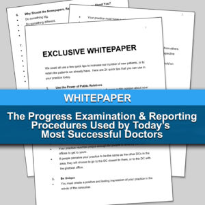 The Progress Examination and Reporting Procedures