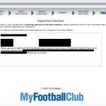 Registration Screen 10