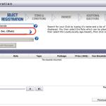 Registration Screen 6
