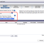 Registration Screen 7
