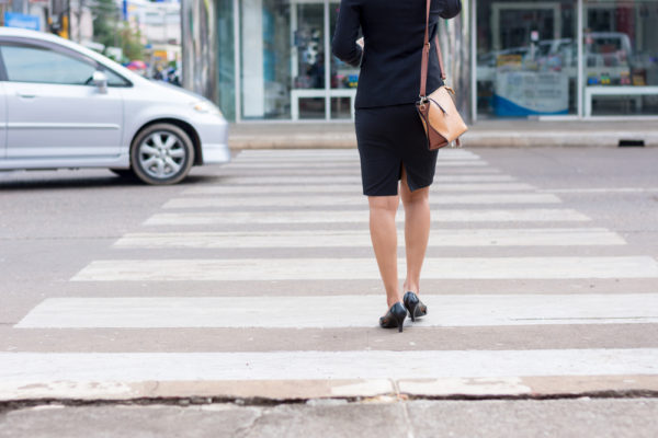 Pedestrian Knockdown