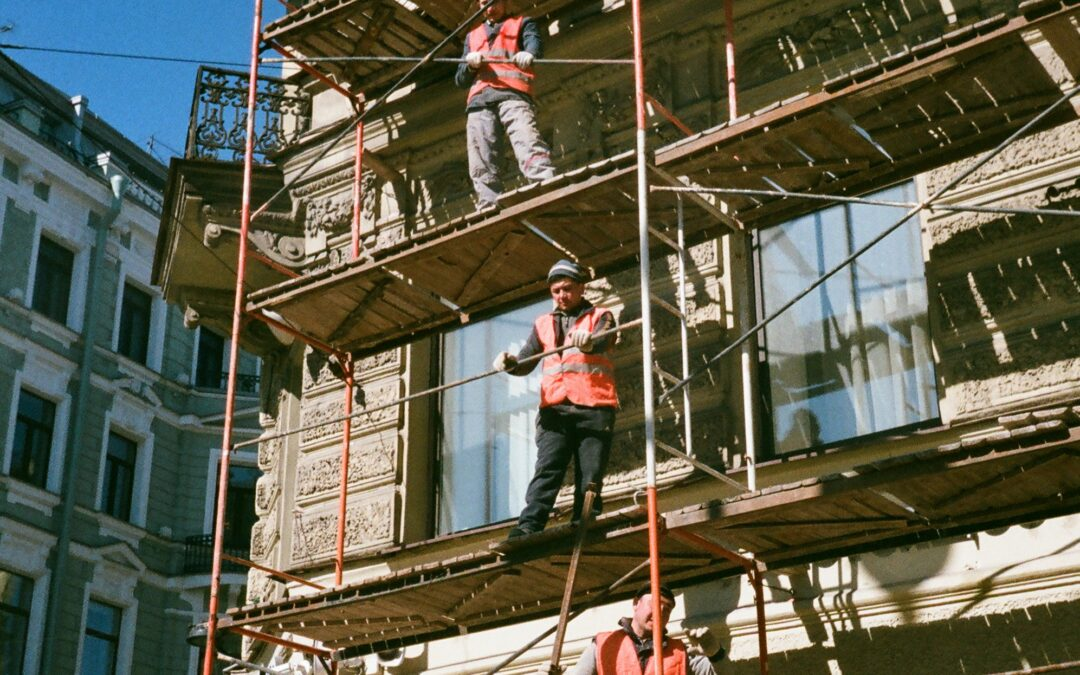 Scaffolding Injuries from Collapse in Brooklyn Reminder of Dangers