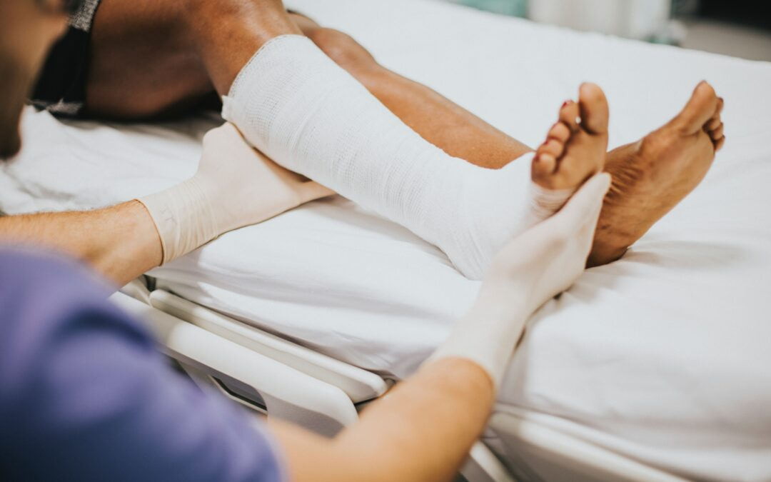 Preventable Accidents: Slip, Trip, and Fall
