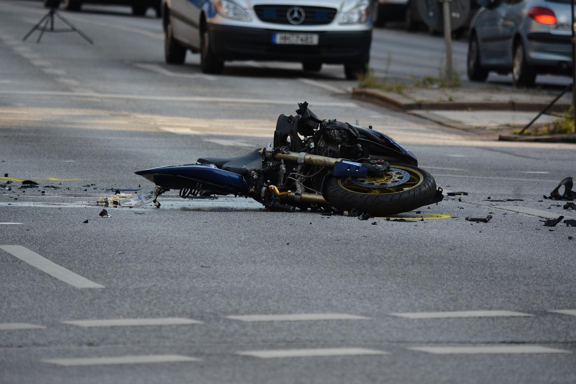 motorcycle accident needing attorney
