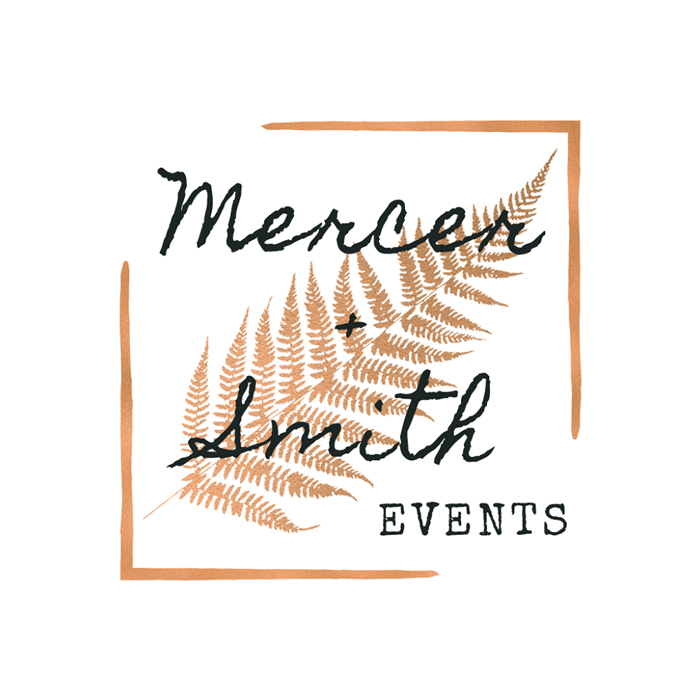 Mercer and Smith Events Logo