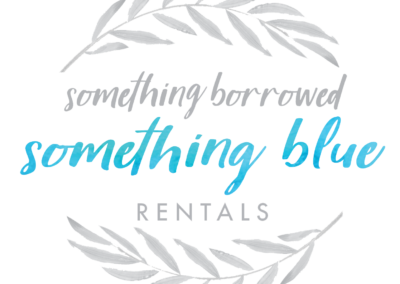 Something Borrowed, Something Blue Rentals