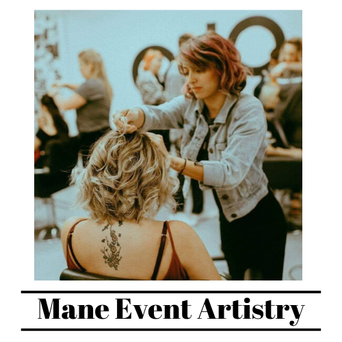 Mane Event Artistry St Augsutine hair and makeup artist 5