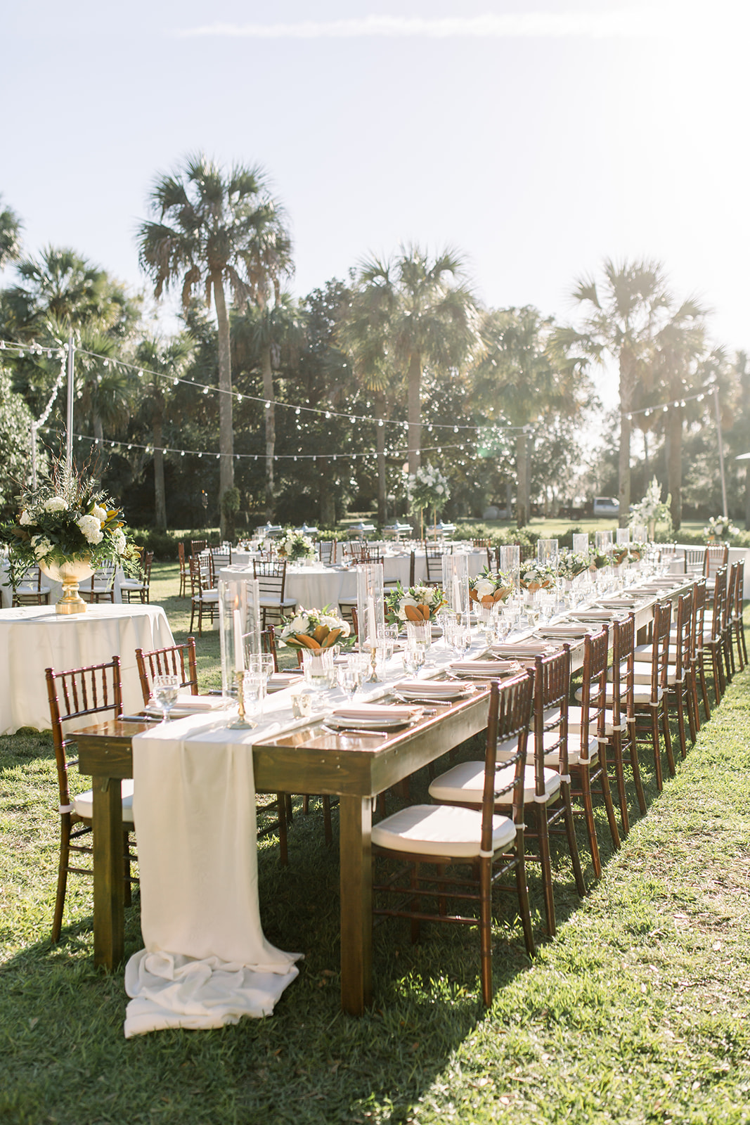 All About Events St Augustine Wedding Event rentals 1
