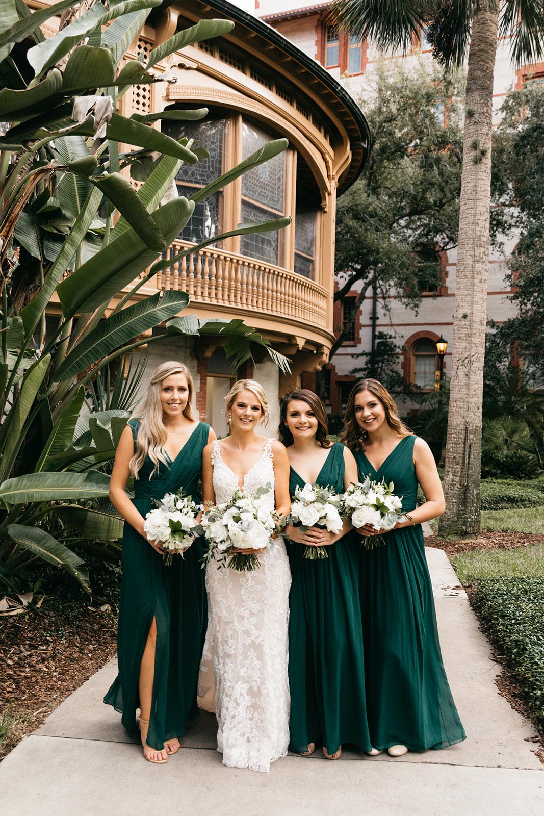 Flagler College wedding venue 10