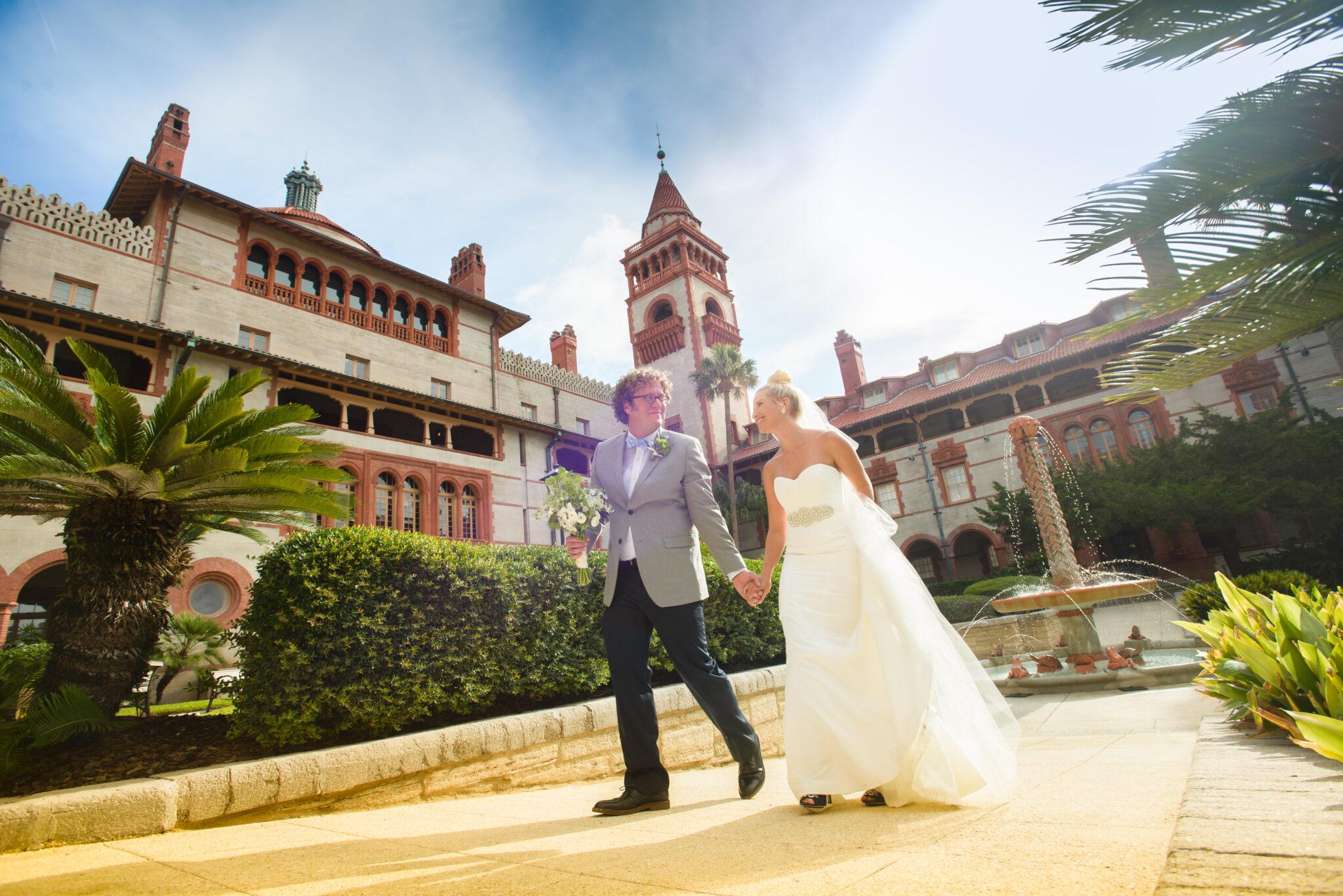 Flagler College wedding venue 3
