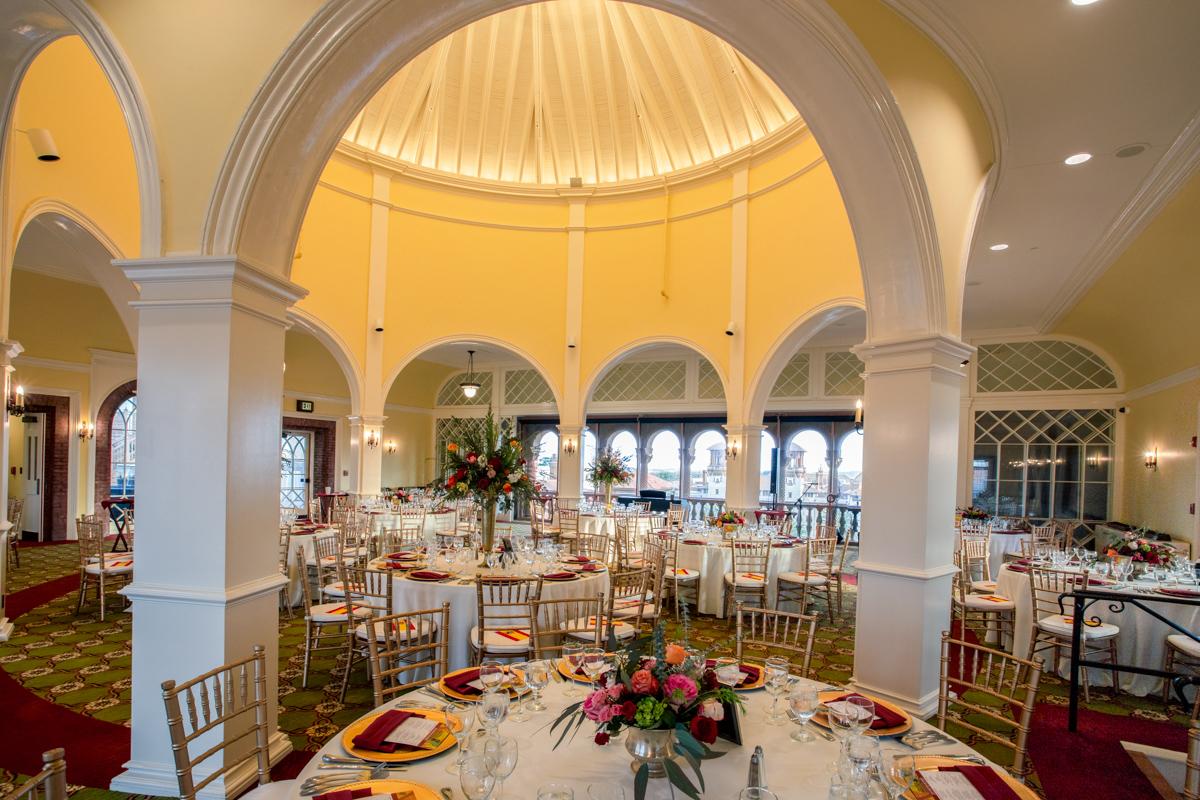 Flagler College wedding venue 6