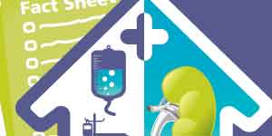 Photo clip from the Know the Facts about Home Dialysis resource