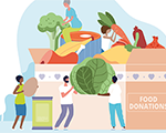 Food Drive Toolkit graphic