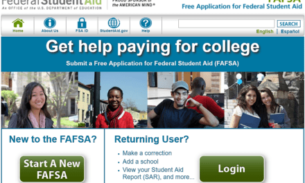 February is Financial Aid Awareness Month