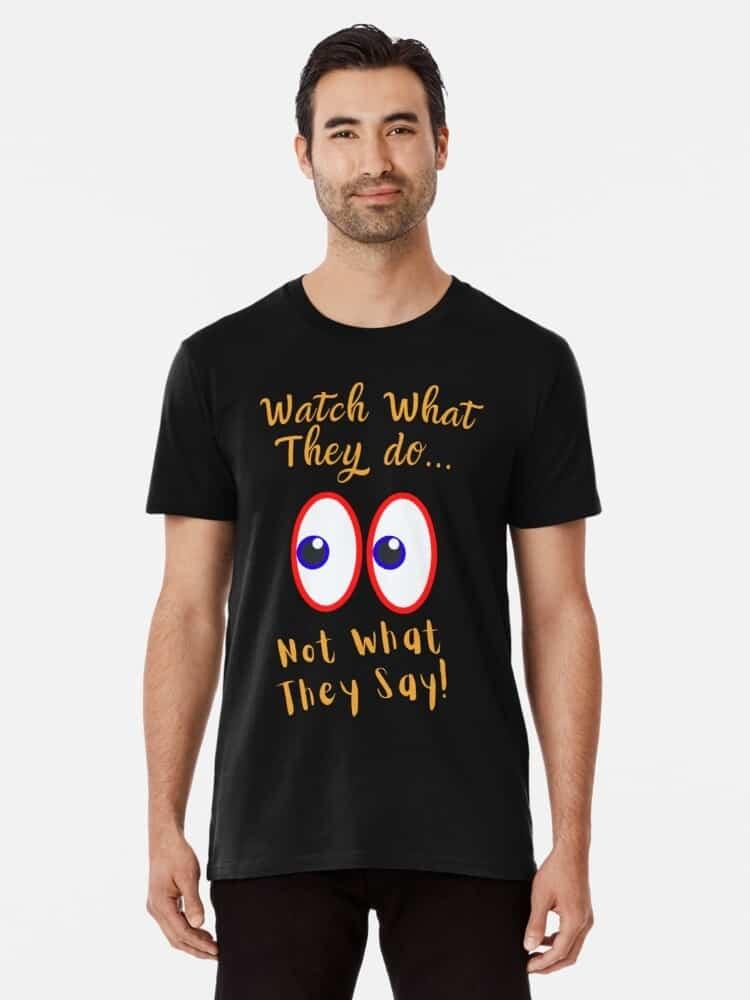 College student Premium-t-shirt