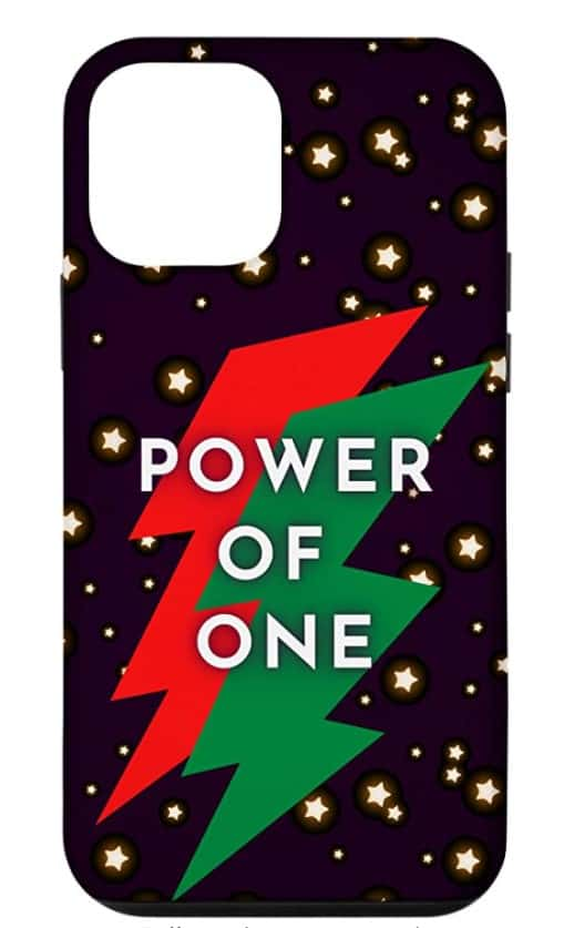 Power of One iPhone Gift Case