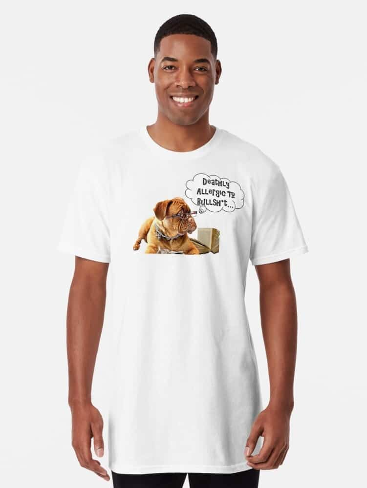 Allergic to B.S. T-Shirt