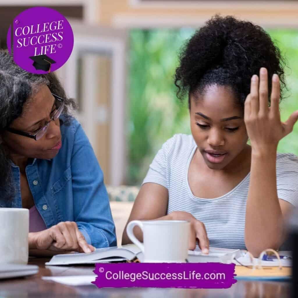 College Parent Advisor