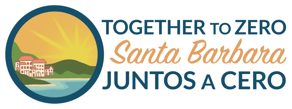 Together to Zero logo